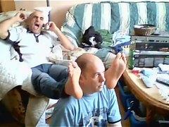 Straight Real Male Feet Worship- Arabic Master