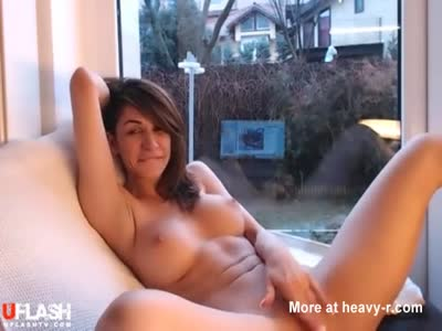 Caught Masturbating By Neighbor