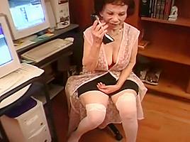 Horny Grannies In Insane Groupsex