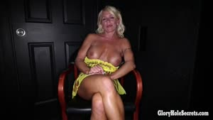 Her Gloryhole Experience Made Her Very Popular In This Video