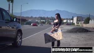 PORNFIDELITY Katrina Jade Takes The Condom Off For Creampie