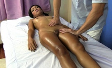 Young Thai Teen Wants To Have Her Pussy Massaged
