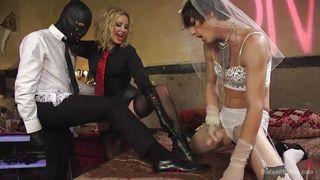 The First Wedding Night Vice Versa
