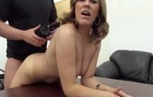 Sexy MILF On Casting