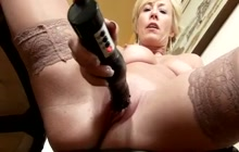 Perfect Pussy Play By Hot Mature Slut