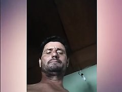 Hot Rough Looking Daddy Pissing
