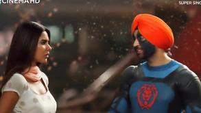 Super Singh 2018 Punjabi High Resolution
