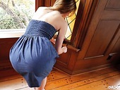 Stunning Step Daughter Kristen Scott Gets Intimate With Her Kinky Step Daddy