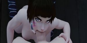 Hentai Teen – Uncensored Anime Girlfriend Blowjob