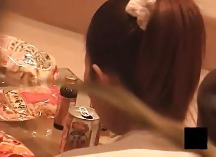 Secret Cam Chinese Girlfriend Fuck