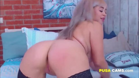 Playing With Gorgeous Babe W Big Tits And Perfect Ass Bubble