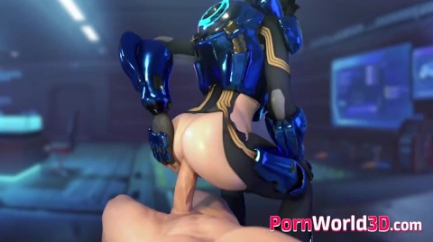 3D Tracer From Overwatch The Best Animated Compilation Of 2020!