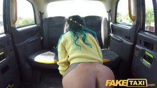 Fake Taxi Ass To Mouth With Tattooed Dirty British Babe Alexxa Vice