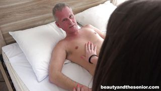 Johan Gets Some Soothing Bedside Treatment