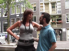 Doggystyled Dutch Hooker Acquires A Hole Spunked