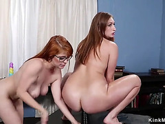 Anal Lesbo Students Fucking Toys