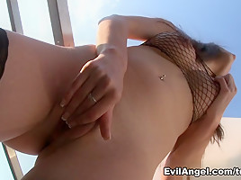 Isabelle Noir,Thomas Lee,Georgio Black In Christoph's Anal Attraction #03, Scene #04