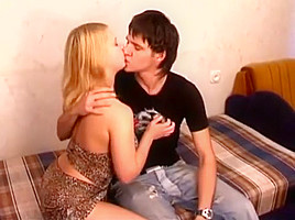 Big Boobed Russian Teen Fucked By Her Bf's Brother