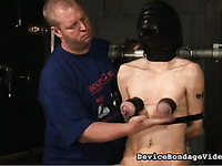 This Slut Lives The BDSM Lifestyle And She Loves Having Her Tits Punished