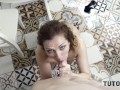 'TUTOR4K. Man Knows Private Teacher Works For Two So He Helps Mature Relax'