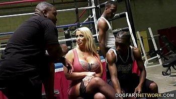 Black Cock With Men Ass