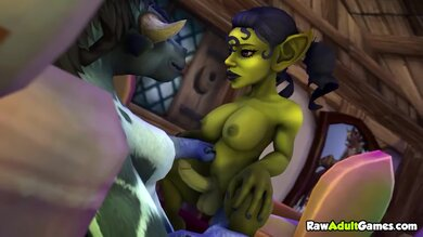 Fortnite And Warcraft Porn Selection