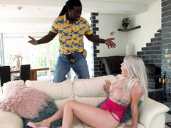 ► Marica's Anal BBC Surprise Featuring Marica Chanelle   Bangbros HD