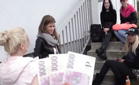 Czech Young Girls Love To Enjoy In Sneaky Fuck For Good Reason