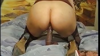 French MILF Is Having Unforgettable Solo Sex With Big Toy