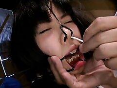 Intense Schoolgirl Sneezing Torture 2