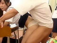 Asian Girl Gets Humiliated In Front Of Class