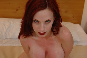 Redheaded Escort Agrees To Bang On Tape