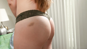 Redhead Skinny Teen Girl And Her Black Thick Dicker