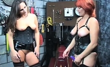 Bizarre Thraldom Clip With Cutie Obeying The Dirty Play