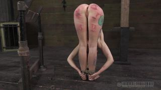 Severe Spanking Bruised Her Perfect Ass