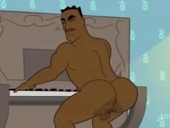 Black Gay Cartoon