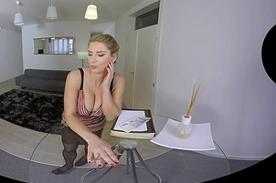 Humongous Boobs Of Katerina Hartlova Shine Bright In VR