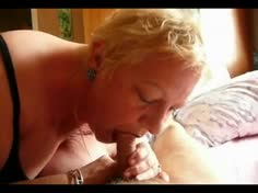 French Granny Blowjob