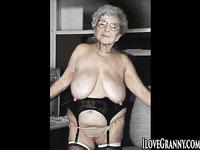 ILoveGrannY Amateur Granny Photos Collection