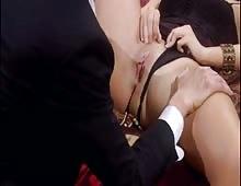 Tiny Titty Blondie Jessie Rogers Fucked On Camera