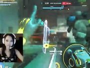 Former Mfc Cam Girl Plays Overwatch And Wins