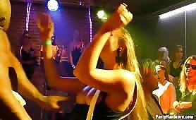 Hardcore Party Full Of Horny Girls