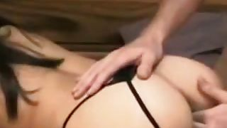 Girlfriend Gets Drilled From Behind