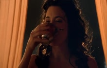 Spartacus Nude Scene With Lucy Lawless, Jaime Murray And Marisa Ramirez