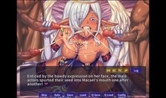 Sexy Visual Novels #48 'manor Of Mystic Courtesans'