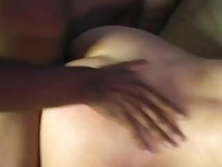 Triple Interracial Creampie