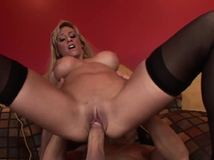 Busty Regan Gets An Anal Fucking To Remember