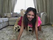 Thai Girl Ayumi Anime Teddy Bear Fuck