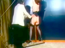 A Very Long And Hot Vintage BDSM Sex Movie