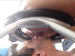 Hot Ass Guy Feeds Me